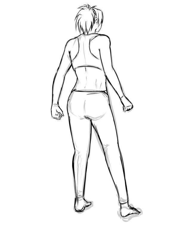 背中の筋肉が抜ける