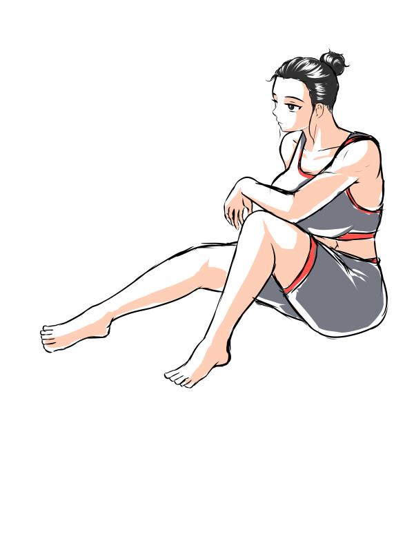 筋肉エロ漫画のゴリラ担当