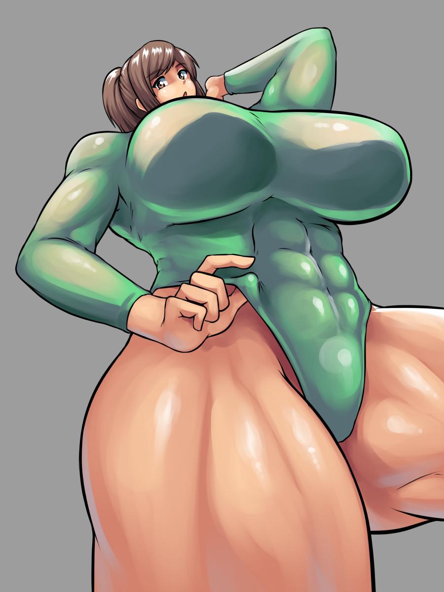 緑のタイツサシャ